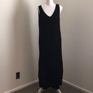 Johnny Was Velvet Dress